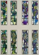 Bonato, Victor. (1934 Köln - 2019). Design Proposal #1 - Newman Center Mankato, Minnesota 1963.
