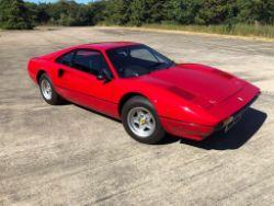 ONLINE AUCTION | Ferrari 308 GTB Fibreglass | Reg: MMW 40R | Mileage: 54,784 | YOM: 1976 | Rosso Chiaro | Black Leather Interior