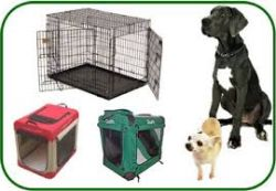 ONLINE AUCTION - Large Quantity of Pet Crates | Cages | Puppy Play Pens | Pet Bedding & Accessories | Domain Name - www.croftonline.co.uk