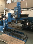 Ajax AJ150 Radial Arm Drilling Machine