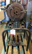 MG Welding Plant 150kg Welding Positioner Turntable w/ Chuck | 110V