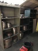 Contents of mezzanine floor as per pictures