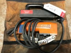 Johnson & Allen JAY Magnetic Particle Inspection Yoke w/ Test Weight