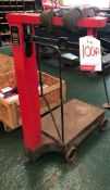 Avery Industrial Platform Weighing Scales 250kg 3901 AAG