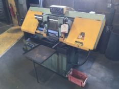Addison Metal Cutting Horizontal Bandsaw