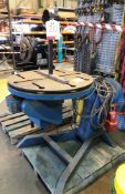 Bode 10VH Motorised Welding Positioner