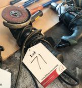 Metabo W11-125 Quick Angle Grinder