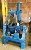 Kistler U500 Welder/Cutting Rotating Vice