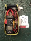 Chauvin Arnoux F13N Current Clamp Meter