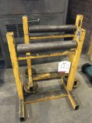 2 x Heavy Duty Roller Stands