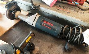Bosch GGS 6 Professional Straight Grinder