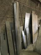 Quantity of Sheet Metal Stock & Off Cuts - As per pictures