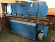 Cressex PE50 Hydraulic Upstroking Press Brake