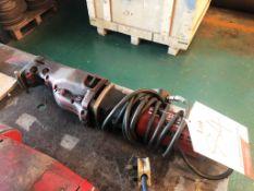 Ridgid 550 Electric Reciprocating Saw