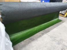 Roll of Green Artifical Grass | Approximate size: 4m x 25m