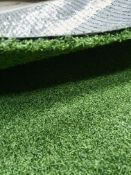Roll of Green Artifical Grass | Approximate size: 4m x 4m