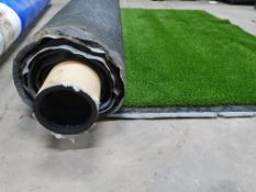 Roll of Green Artificial Grass | Approximate size: 2.1m x 5m