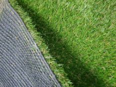 Roll of Green Artificial Grass | Approximate size: 2.8m x 2.4m