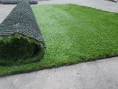 Roll of Green Artificial Grass | Approximate size: 2.6m x 2.8m