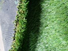 Roll of Green Artificial Grass   Approximate size: 4m x 2.8m