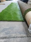 Roll of Green Artificial Grass | Approximate size: 3m x 2.5m