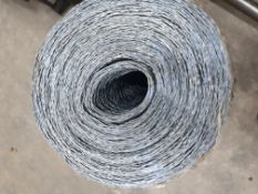 Roll of 22G 2D4 Hex Mesh Wire | Approximate Size: 1200mm x 50m