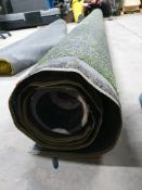 Roll of Green Artificial Grass | Approximate size: 4m x 3.5m
