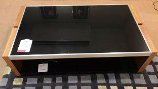 Ex Display Manhattan Rectangular Coffee Table - RRP£545