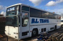 ONLINE AUCTION | Plaxton Premier Coach | 2 x Mercedes-Benz Minibuses | 2 x Scania R400 Tankers | 13 x Ford Transit Welfare Vans