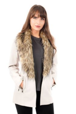 BULK LOT AUCTION | 320 x Ladies PU Jackets w/ Detachable Faux Fur Collars | 300 x Men's Faux Shearling Jackets | STRICTLY COLLECTION ONLY