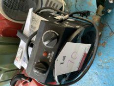 SIP Fireball 3 Kw heater