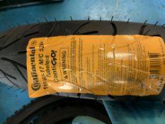 Continental 100180-17 MC520 tubeless ContiGo tyre