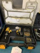 DeWalt drill charger