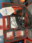 Snap on scan gas tester