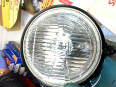 "Shingo Bates Styles 6 ¾"" headlamp"