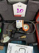 Snap on diagnostic gauge set Cylinder leaker tester