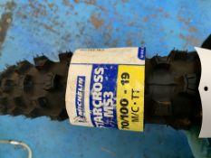 Michelin Starcross MS3 Tyre