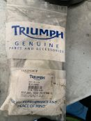 Triumph Flylead spares kit gear positioner