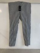 Paul Smith Cube Print Trousers | RRP £272.00