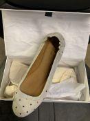 Isabel Marant 'STAR SHOES' Ladies White Pump Style Shoe