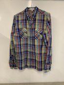 Paul & joe chequered women's shirt