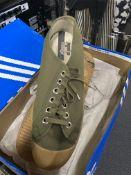 Novesta Italia 1960 Men's Green Shoes
