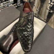 Poste Woven Lace Smart Shoes