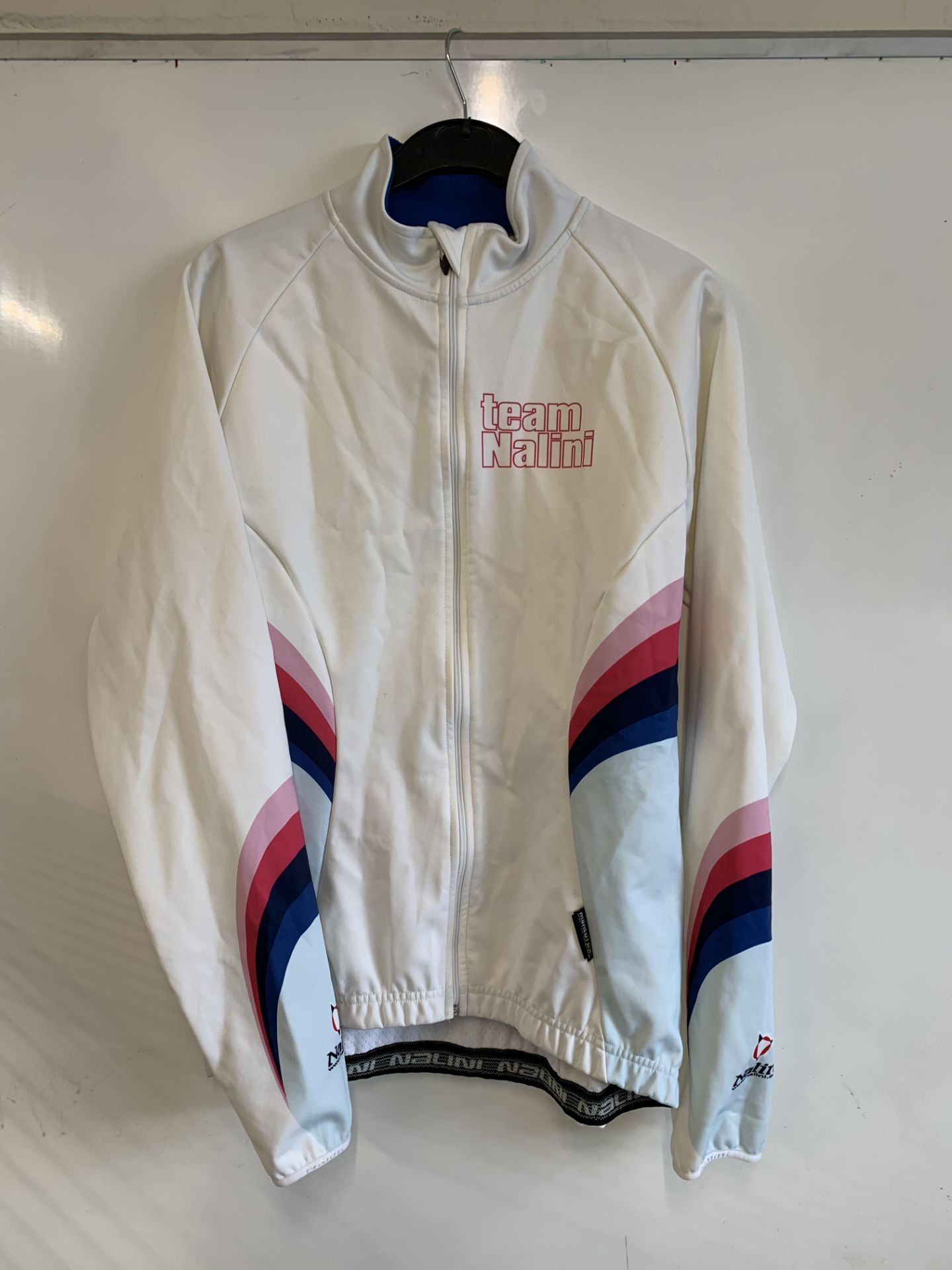 Lot 7 - Nalini mantotex pro cycling jacket