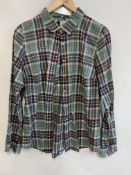 J.Crew The Perfect Shirt In Padgett Plaid 40254 | RRP £53.00