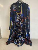 Paul smith women's Henley shirt dress | RRP £300.00