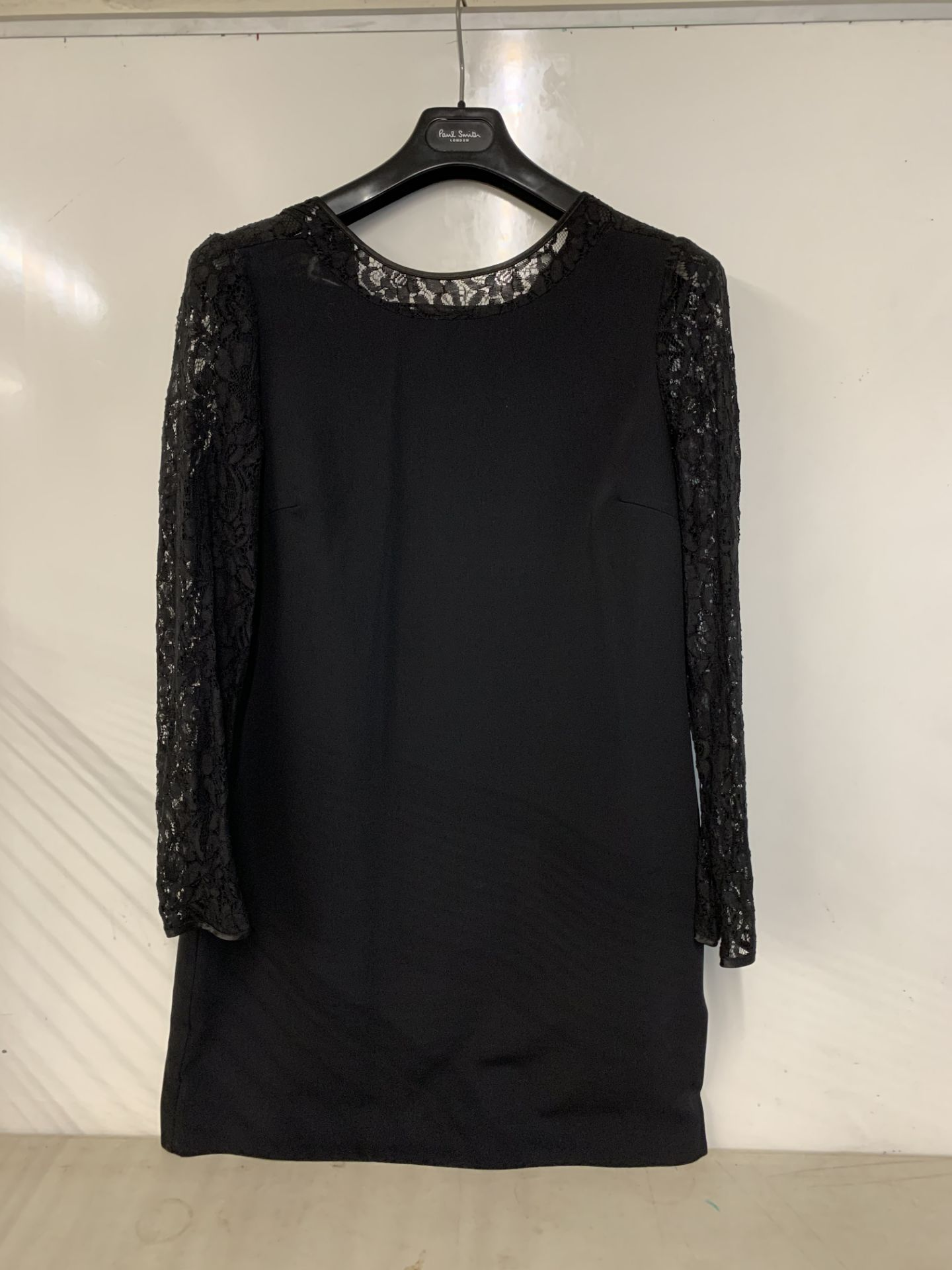 Lot 21 - Riess women's black dress