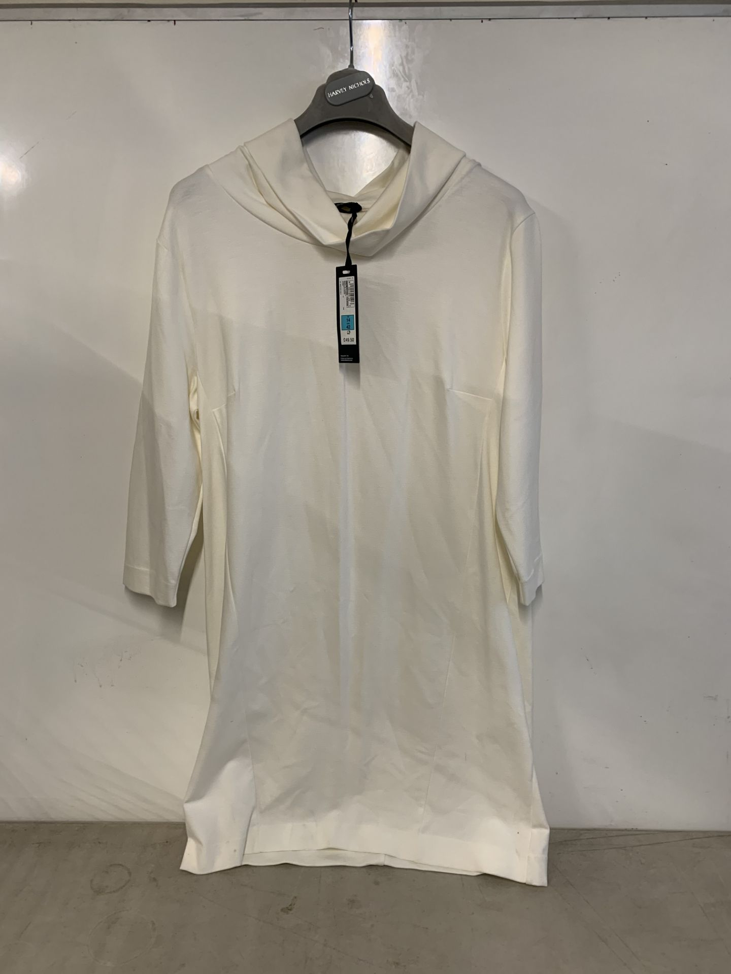 Lot 36 - marks and spencer's winter pale dress | RRP £49.50