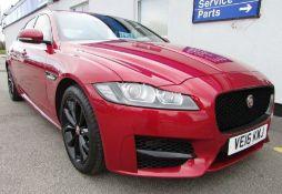 Jaguar XF 2.0d R-Sport Auto (s/s) 4dr | Reg: VE16 KWJ | Mileage: 59,000 | Forecourt Price £13,690