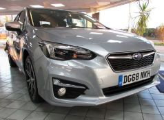 Subaru Impreza 1.6 i SE Lineartronic AWD 5dr | Reg: DG68 NKH | Reg: DG68 NKH | Forecourt Price £16,4
